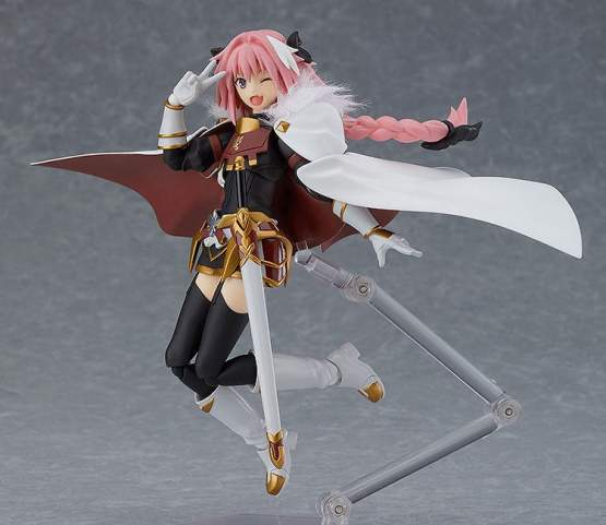 Rider of Black (Fate/Apocrypha) Figma 423 Actionfigur 14cm Max Factory