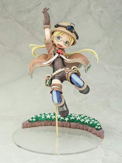 Riko (Made in Abyss) PVC-Statue 1/6 21cm Chara-Ani
