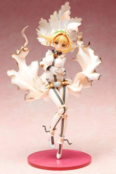 Saber Bride (Fate/Extra CCC) PVC-Statue 1/8 24cm Hobby Max