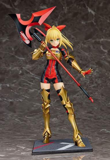 Saber Nero Claudius Racing Version (Type-Moon Racing) PVC-Statue 1/7 25cm Good Smile Racing / Good Smile Company