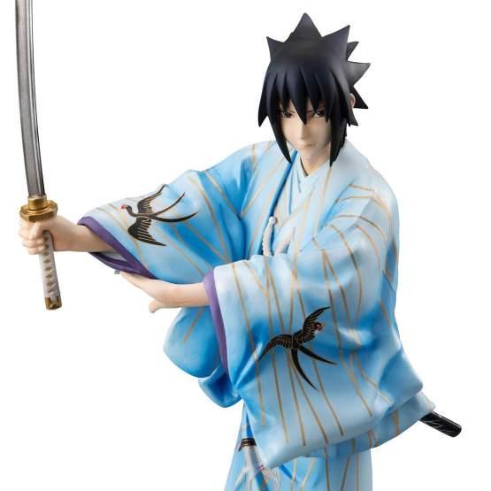 Sasuke Uchiha Kabuki Version (Naruto Shippuden) G.E.M. PVC-Statue 23cm Megahouse