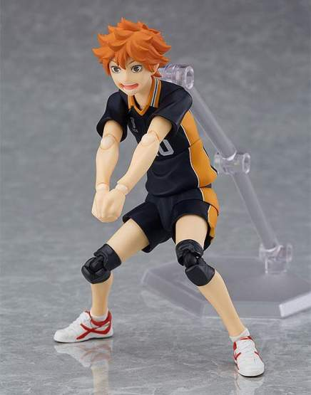Shoyo Hinata (Haikyuu!!) Figma 358 Actionfigur 14cm Orange Rouge