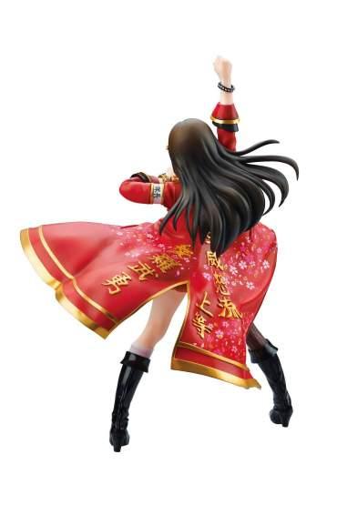 Takumi Mukai (Idolmaster Cinderella Girls) PVC-Statue 1/7 28cm Medicos Entertainment