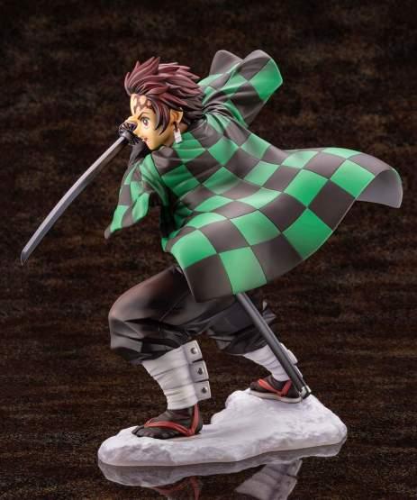 Tanjiro Kamado (Demon Slayer Kimetsu no Yaiba) ARTFXJ PVC-Statue 1/8 18cm Kotobukiya