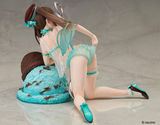 Tasting Girl Choco Mint by Necömi (Original Character) PVC-Statue 1/8 12cm BINDing