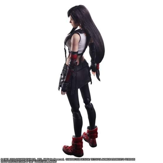 Tifa Lockhart (Final Fantasy 7 Remake) Play Arts Kai Actionfigur 25cm Square Enix