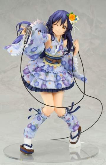 Umi Sonoda School Idol Festival Version (Love Live!) PVC-Statue 1/7 20cm Alter
