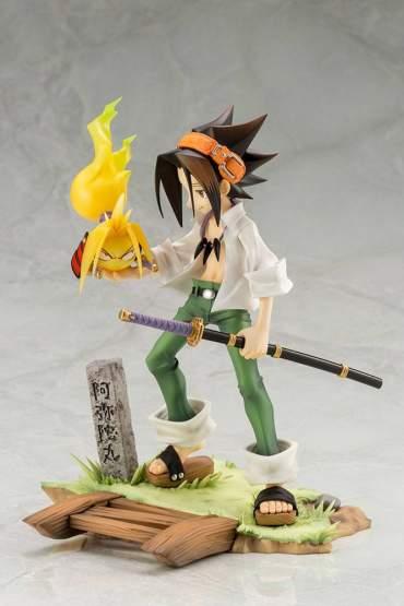 Yoh Asakura (Shaman King) ARTFXJ PVC-Statue 1/8 18cm Kotobukiya -NEUAUFLAGE-