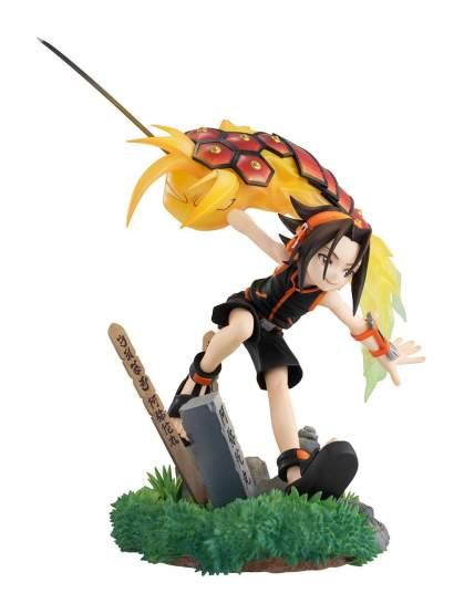 Yoh Asakura (Shaman King Lucrea) PVC-Statue 18cm Megahouse