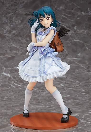 Yoshiko Tsushima Blu-ray Jacket Version (Love Live!Sunshine!!) PVC-Statue 1/7 22cm Bandai Namco