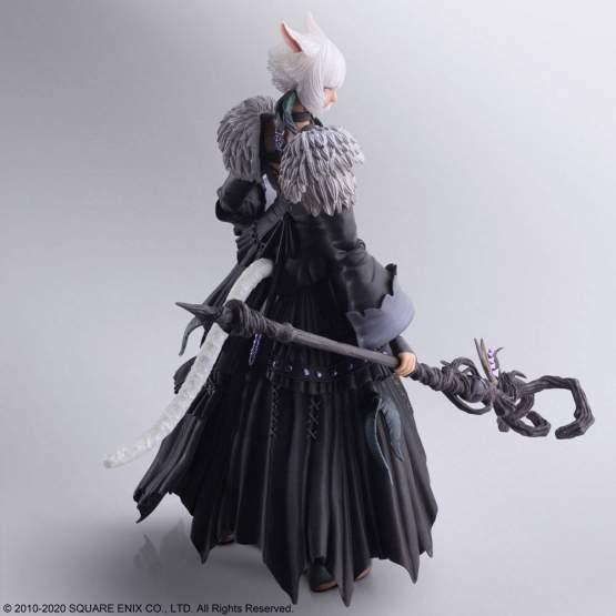 Y'shtola (Final Fantasy) Bring Arts Actionfigur 14cm Square Enix