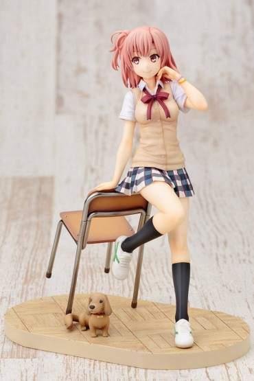 Yui Yuigahama (My Teen Romantic Comedy SNAFU TOO!) PVC-Statue 1/8 19cm Kotobukiya -NEUAUFLAGE-