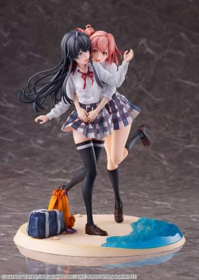 Yui Yuigahama & Yukino Yukinoshita (My Teen Romantic Comedy SNAFU) PVC-Statue 1/7 eStream