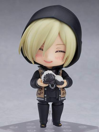 Yuri Plisetsky Casual Version (Yuri!!! on Ice) Nendoroid 874 Actionfigur 10cm Good Smile Company