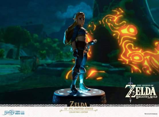 Zelda Collector's Edition (The Legend of Zelda Breath of the Wild) PVC-Statue 25cm First4Figures
