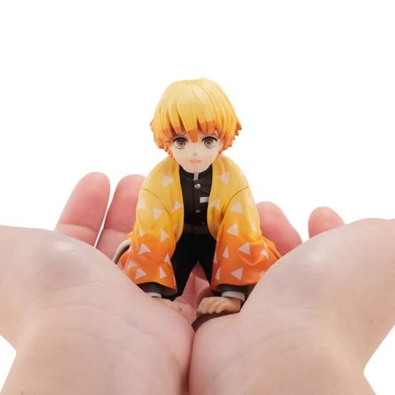 Zenitsu Palm Size Edition (Demon Slayer Kimetsu no Yaiba) G.E.M. PVC-Statue 7cm Megahouse
