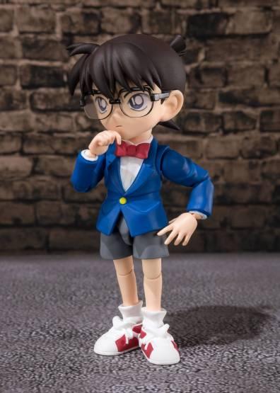 Conan Edogawa (Detektiv Conan) S.H. Figuarts-Actionfigur 9cm Bandai Tamashii Nations