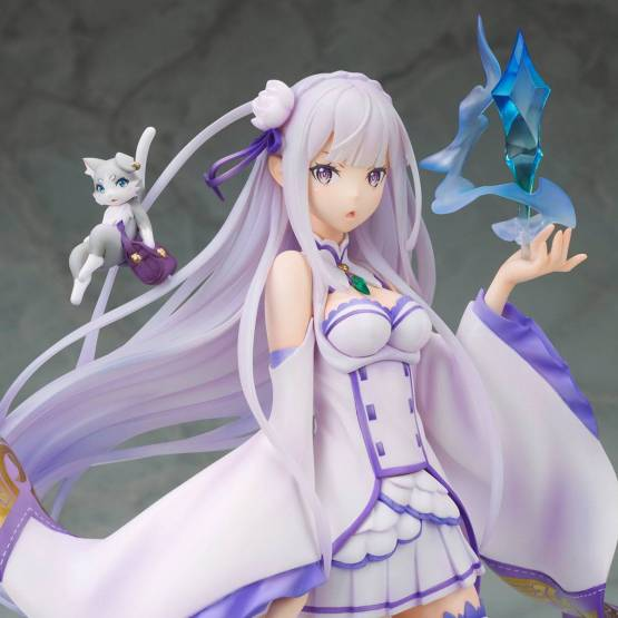 Emilia (Re:ZERO Starting Life in Another World) PVC-Statue 26cm Megahouse