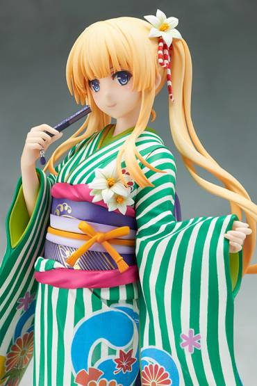 Eriri Spencer Sawamura Kimono Version (Saekano: How to Raise a Boring Girlfriend) PVC-Statue 1/8 20cm Aniplex