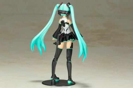 Frame Music Girl Hatsune Miku (Hatsune Miku) Frame Arms Girl Plastic Model Kit 15cm Kotobukiya