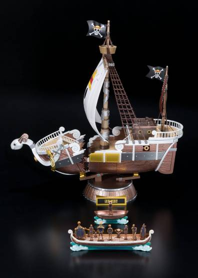 Going Merry 20th Memorial Edition (One Piece) Chogokin Diecast Modell 28cm Bandai Tamashii Nations