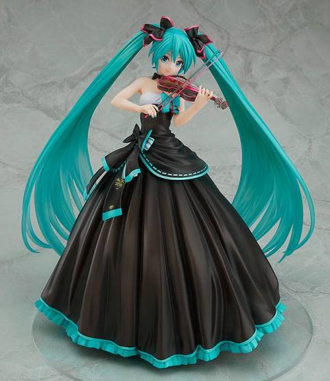 Hatsune Miku Symphony 2017 Version (Character Vocal Series 01) PVC-Statue 1/8 23cm Good Smile Company