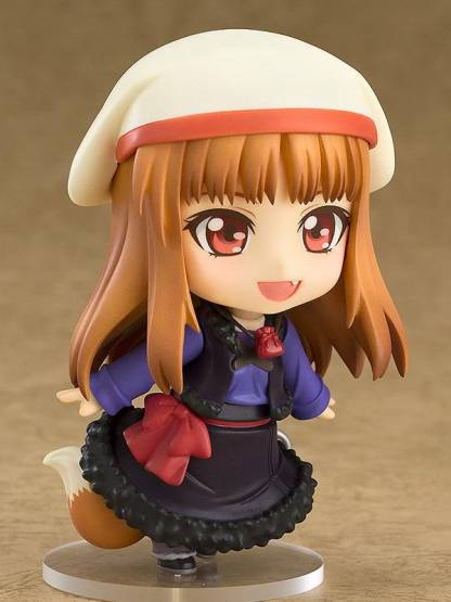 Holo (Spice and Wolf) Nendoroid 728 Actionfigur 10cm Good Smile Company -NEUAUFLAGE-