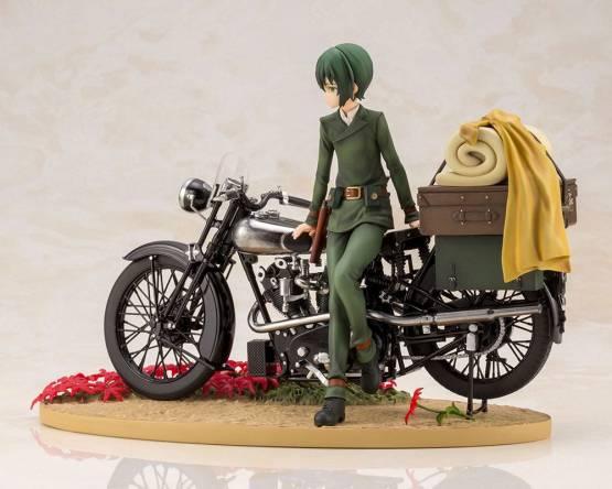 Kino Special First Edition (Kino's Journey) ARTFXJ PVC-Statue 1/10 19cm Kotobukiya