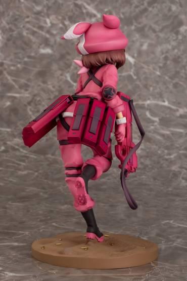 Llenn Desert Bullet Version (Sword Art Online Alternative Gun Gale Online) PVC-Statue 1/7 20cm PLUM