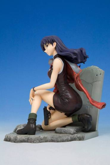 Misato Katsuragi: RE (Evangelion 1.0 You Are Not Alone) PVC-Statue 1/6 19cm Kotobukiya