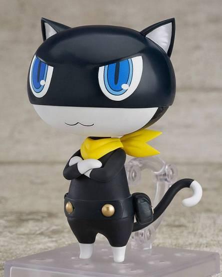 Morgana (Persona 5) Nendoroid 793 Actionfigur 10cm Good Smile Company -NEUAUFLAGE-