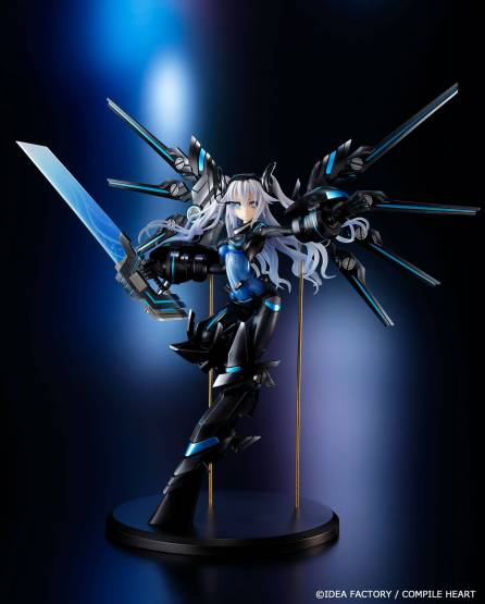 Next Black (Megadimension Neptunia 7) PVC-Statue 1/7 38cm Vertex