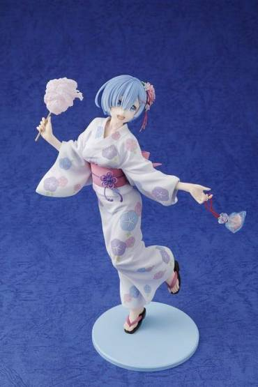 Rem Yukata Version (Re:ZERO Starting Life in Another World) PVC-Statue 1/8 23cm Kadokawa
