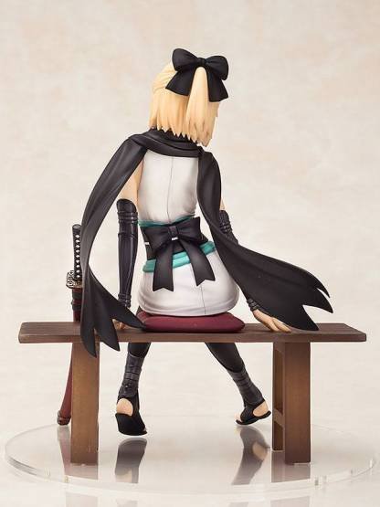 Saber/Souji Okita Resting Swordsman (Fate/Grand Order) PVC-Statue 1/8 15cm Wing