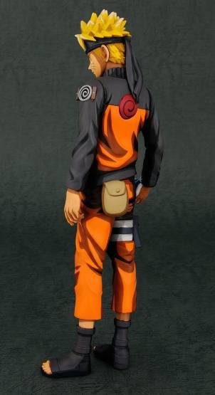 Uzumaki Naruto Manga Dimensions (Naruto Shippuden) Grandista Shinobi Relations PVC-Statue 27cm Banpresto