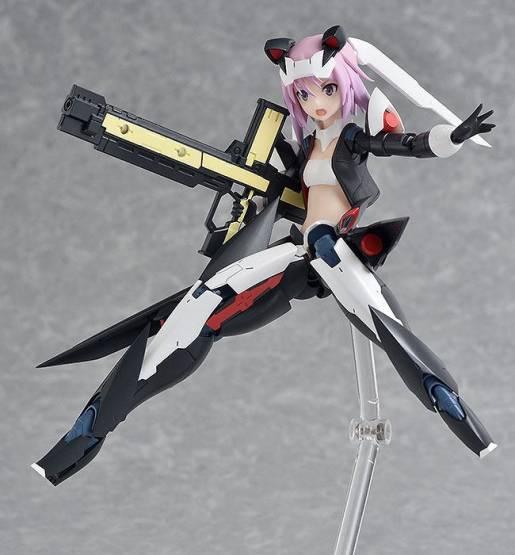 Yotsuyu Hirasaka (Alice Gear Aegis) Figma 401 Actionfigur 14cm Max Factory