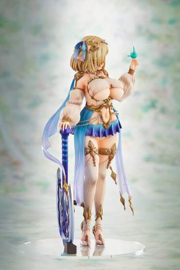 5th Villager Kukuru (Original Character Elf Village Series) PVC-Statue 1/6 25cm Vertex