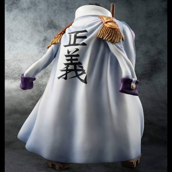 Admiral Fujitora (One Piece) P.O.P. PVC-Statue 1/8 24cm Megahouse -NEUAUFLAGE-