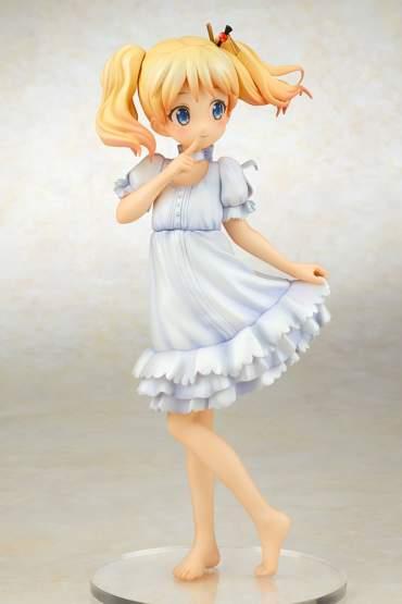Alice Cartelet One Piece Dress Style (Kinmoza!) PVC-Statue 1/7 20cm QuesQ