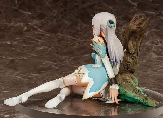 Altina, Elf Princess of the Silver Forest (Blade Arcus from Shining EX) PVC-Statue 1/7 12cm Aqua Marine