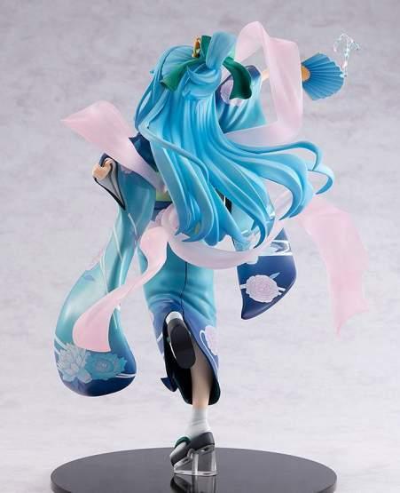 Aqua Oiran Version (Kono Subarashii Sekai ni Shukufuku wo!) PVC-Statue 1/7 24cm Kadokawa