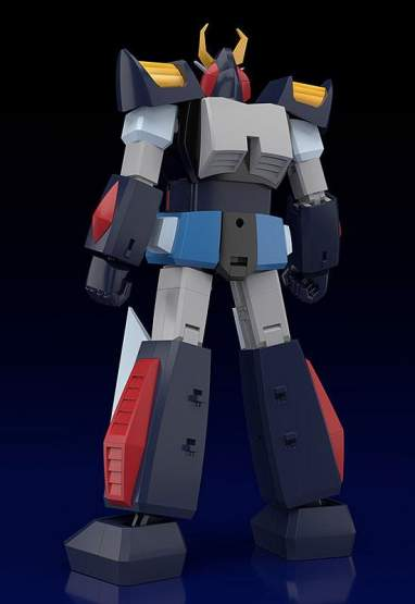 Baldios (Space Warrior Baldios) Moderoid Plastic Model Kit 18cm Good Smile Company