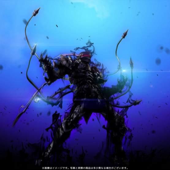 Berserker/Lancelot (Fate/Grand Order) Actionfigur 17cm Sentinel