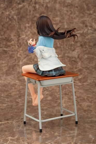 Boku no Koibito Ran-senpai Houkago no Hitotoki by Kina (Original Character) PVC-Statue 1/7 23cm Daiki Kougyou