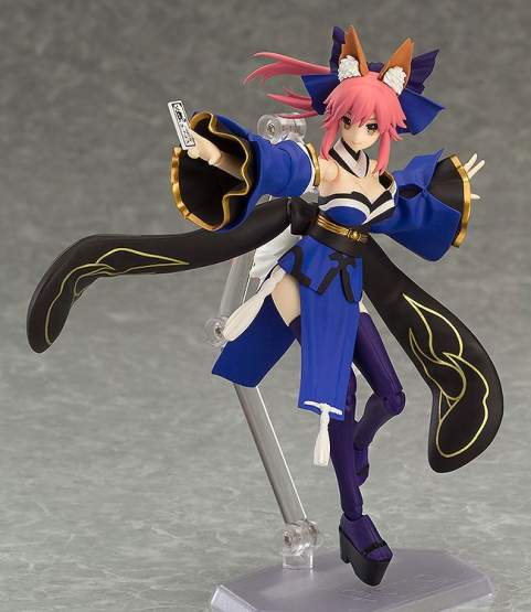 Caster (Fate/Extra) Figma 304 Actionfigur 14cm Max Factory