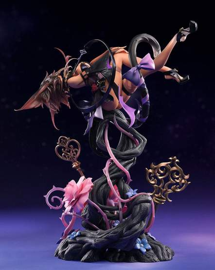 Cheshire Cat (Fairy Tale Another Alice in Wonderland) PVC-Statue 1/8 30cm Myethos