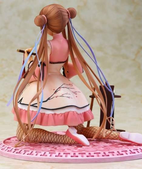 Chun-Mei (T2 Art Girls) STP PVC-Statue 1/6 18cm Skytube/Alphamax