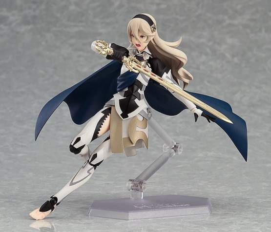 Corrin Female Version (Fire Emblem Fates) Figma 334 Actionfigur 14cm Good Smile Company -NEUAUFLAGE-