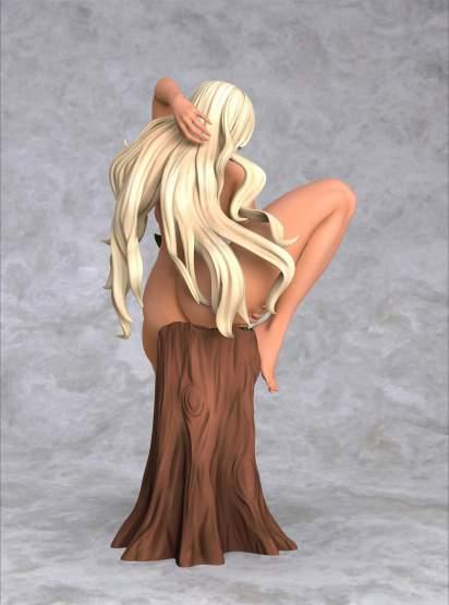 Dark Elf by Chie Masami (Original Character) PMMA (PVC-L)-Statue 16cm Insight