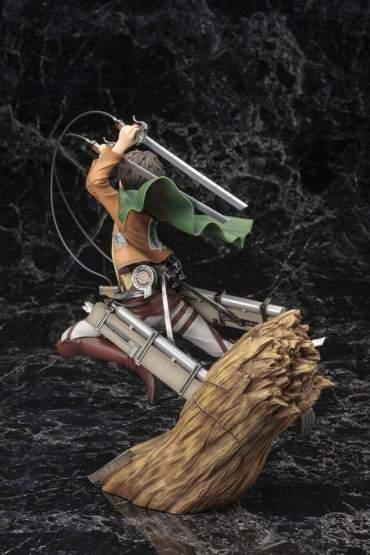 Eren Yeager Renewal Package Version (Attack on Titan) ARTFXJ PVC-Statue 1/8 26cm Kotobukiya